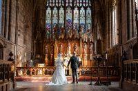 Cheshire Wedding a Beautiful, Intimate Ceremony