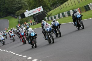 2017 Cadwell Race 18 Classic 350cc European, Twins, Over 55's & Goldstars