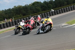 2017 CRMC Croft Race 28 Clubman 750 & Post Classic 750