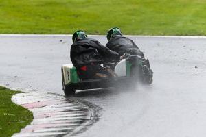 2019 CRMC Cadwell Race 07 & 17 Sidecars