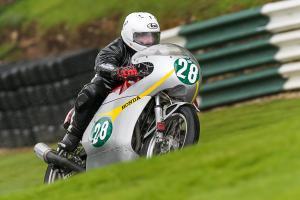 2019 CRMC Cadwell Race 08 & 18 Classic 200cc