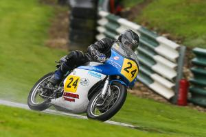 2019 CRMC Cadwell Race 06 & 16 Classic 500cc