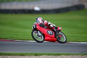 2019 CRMC Donington Race 04 & 15 Post Classic 125s
