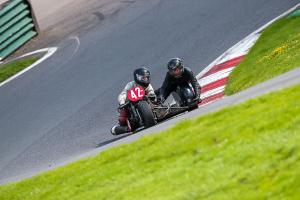 2020 CRMC Cadwell Race 08-16 Sidecars