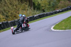 2018 CRMC Cadwell Race 1 & 11 Side Cars