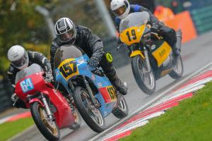 2018 CRMC Cadwell Race 02 & 14 PC 500