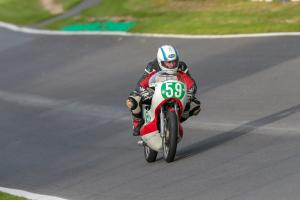 2018 CRMC Cadwell Race 18 & 29 Classic 200-250 & PC250 AC & 350 Goldstars