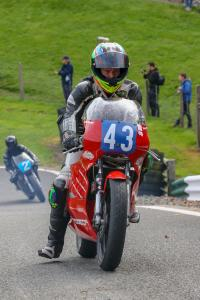 2018 CRMC Cadwell Race 25 500cc AC & 250 - 350 GP