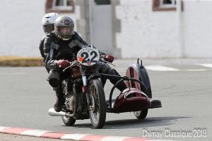 2019 Chimay Side GP & Post Classic - Sunday