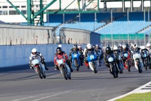 CRMC Silverstone 2016 Race17