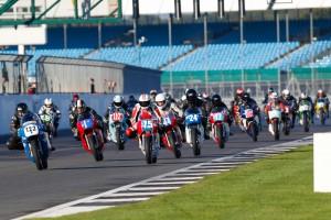 CRMC Silverstone 2016 Race18