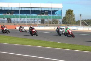 CRMC Silverstone Sunday 9th October 2016