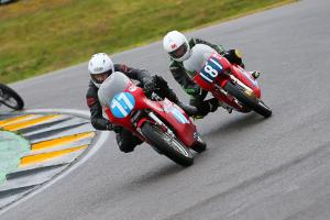 2019 CRMC Anglesey Races 01 & 08 Classic 350 Twins & 125s