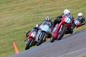 2019 CRMC Anglesey Races 16 & 25 Classic 350 Twins & PC125s