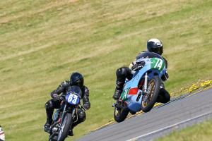 2019 CRMC Anglesey Races 18 & 27 Classic 250, 350 Goldies PC 125s & 250s