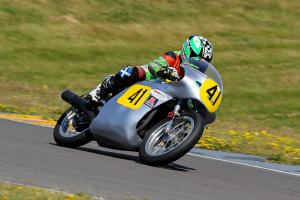 2019 CRMC Anglesey Races 19 & 28 Classic 500cc
